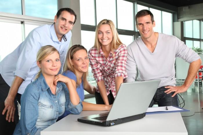 Bygga team utbildning ledarskapsutveckling
