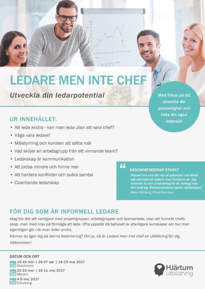 Ledarskap, ledarskapsutbildning