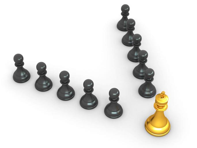 Bra ledarskap bra ledare
