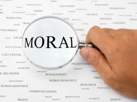 Etik och moral ledarskap